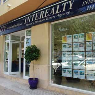 Interealty Estate Agents - SEO, Web Design, Web Marketing