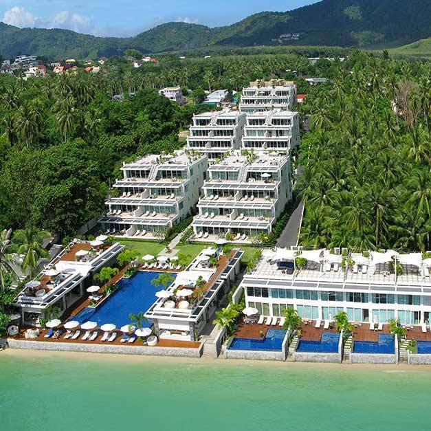 Serenity Resort & Residences Phuket e-commerce marketing